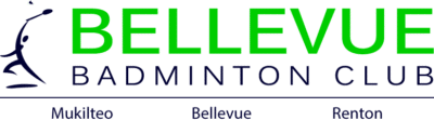 Bellevue badminton club new 400x120