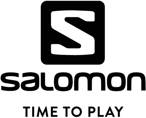 Logo salomon time to play black